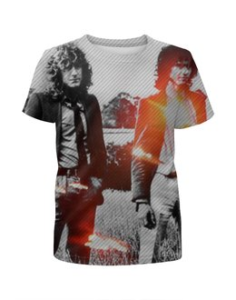 """Футболка с полной запечаткой для мальчиков """"Led Zeppelin"""" - led zeppelin"""