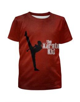 """Футболка с полной запечаткой для мальчиков """"Каратэ Пацан"""" - karate kid, каратэ-пацан"""