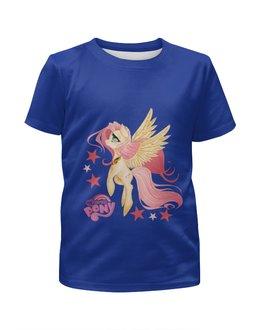 """Футболка с полной запечаткой для мальчиков """" My Little Pony"""" - пони, му little pony"""