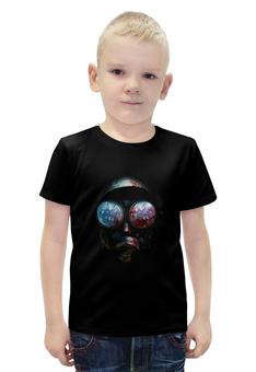 """Футболка с полной запечаткой для мальчиков """"Resident Evil / обитель зла"""" - арт, обитель зла, resident evil"""
