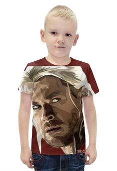 """Футболка с полной запечаткой для мальчиков """"Тор (Thor)"""" - marvel, мстители, марвел, локи, тор"""