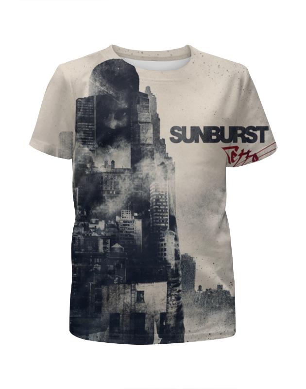 Printio Sunburst футболка с полной запечаткой мужская printio sunburst