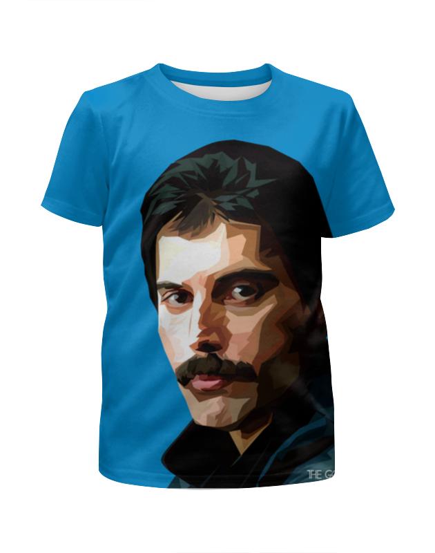 Printio Фредди меркури футболка с полной запечаткой мужская printio фредди меркури