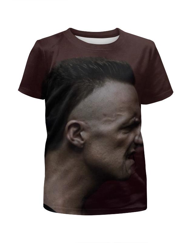 Футболка с полной запечаткой для девочек Printio Die antwoord футболка с полной запечаткой для девочек printio spawn