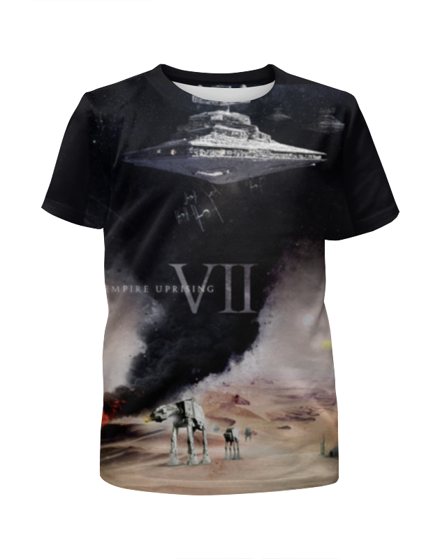 лучшая цена Printio Звёздные войны 7