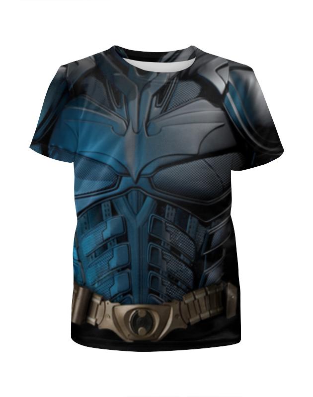 Футболка с полной запечаткой для девочек Printio Бетмэн (batman) футболка с полной запечаткой для девочек printio batman