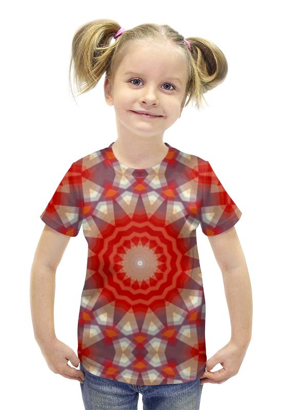 Футболка с полной запечаткой для девочек Printio Sihaya футболка с полной запечаткой для девочек printio пртигр arsb