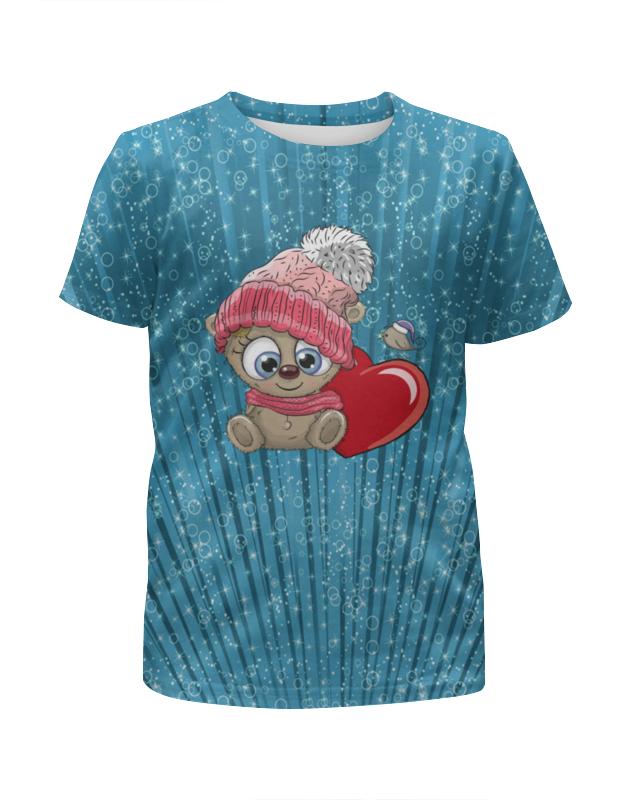 Printio Игрушка футболка с полной запечаткой для девочек printio винтажная игрушка