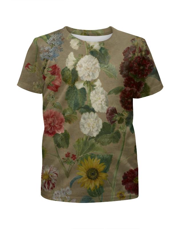 лучшая цена Printio Цветы (картина эжена делакруа)