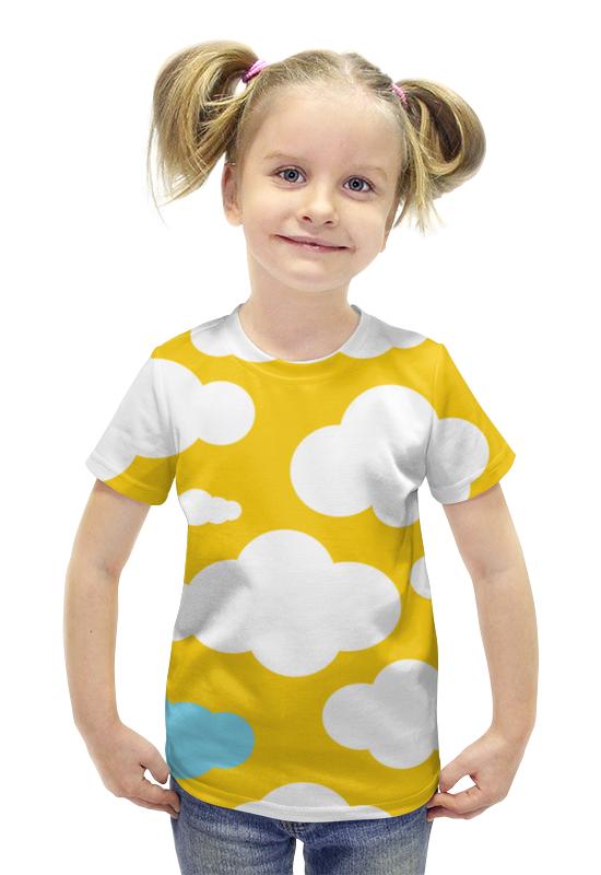 Футболка с полной запечаткой для девочек Printio Кавай футболка с полной запечаткой для девочек printio spawn