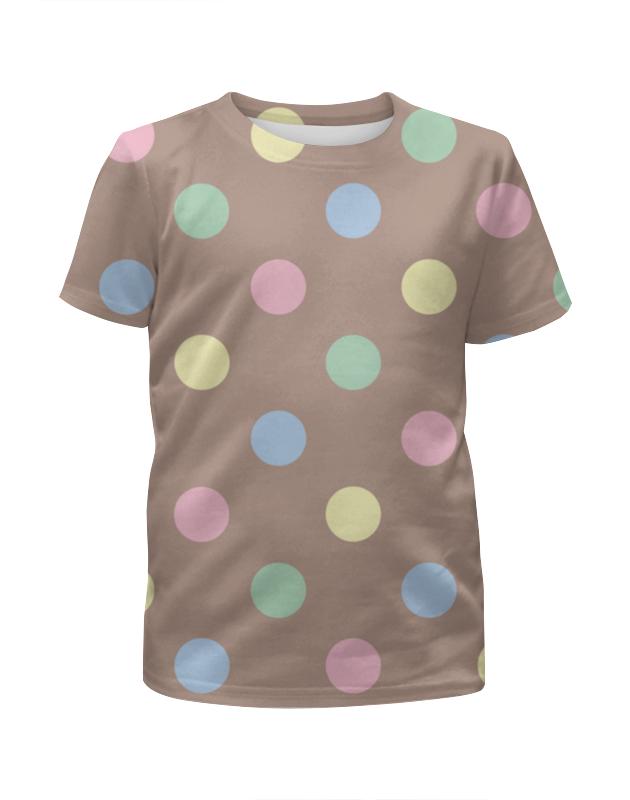 Printio Нежность футболка с полной запечаткой для девочек printio на отдых