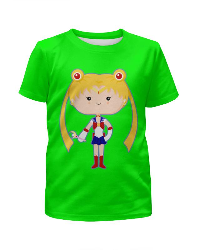 Printio Сейлор мун футболка с полной запечаткой для девочек printio сейлор мун sailor moon