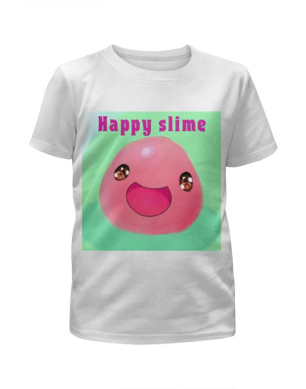 лучшая цена Printio Happy slime