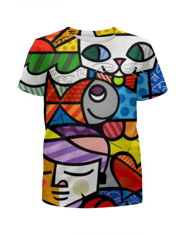Футболка с полной запечаткой для девочек Printio Mexicodesign футболка с полной запечаткой для девочек printio india