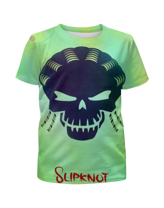 Футболка с полной запечаткой для девочек Printio Отряд самоубийц / suicide squad футболка с полной запечаткой для девочек printio suicide squad joker