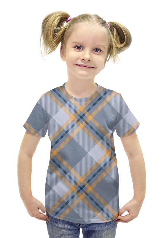 Футболка с полной запечаткой для девочек Printio Абстракция футболка с полной запечаткой для девочек printio пртигр arsb