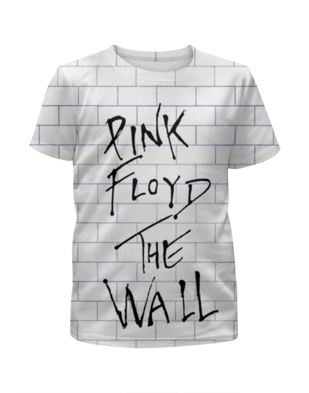 Printio Pink floyd the wall floyd around the med