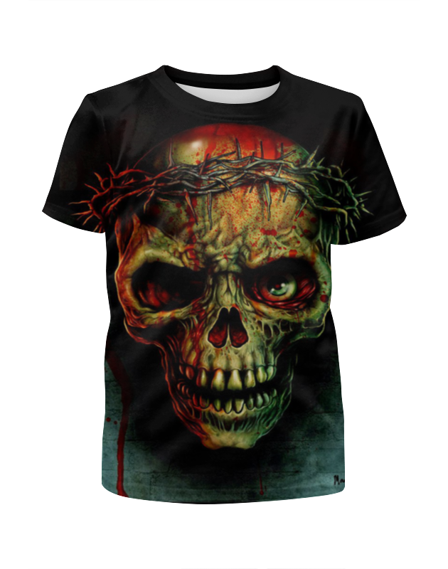 лучшая цена Printio Skull