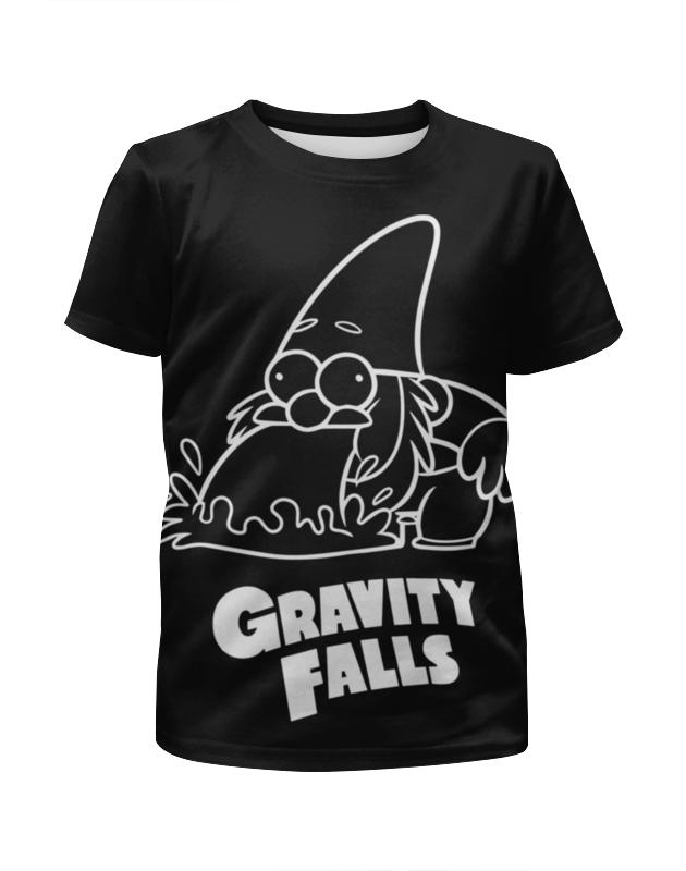 Футболка с полной запечаткой для девочек Printio Гном стив футболка с полной запечаткой для девочек printio гном