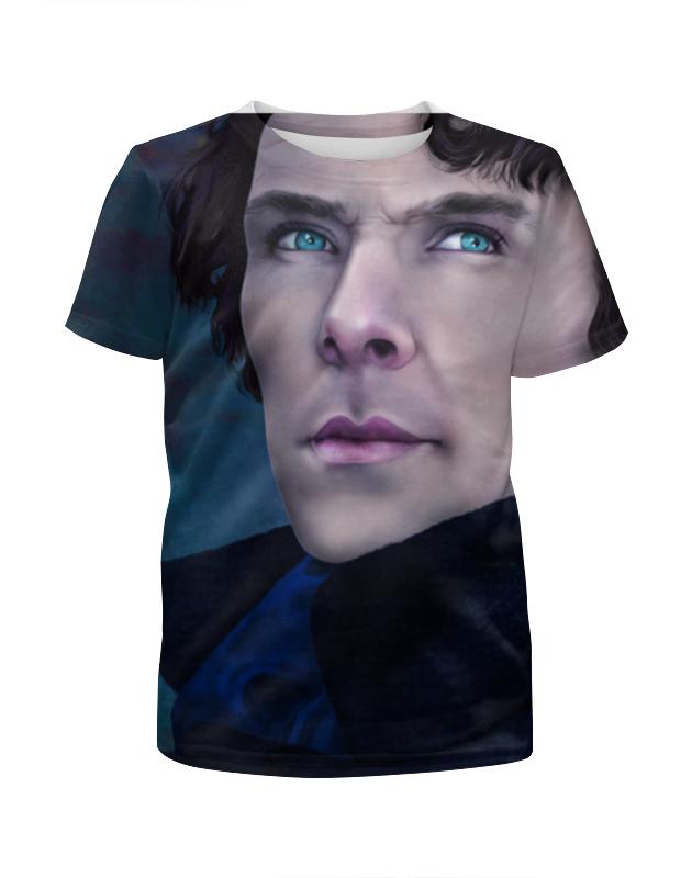 Printio Бенедикт камбербэтч | шерлок холмс футболка с полной запечаткой мужская printio шерлок холмс
