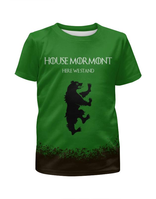 лучшая цена Printio House mormont
