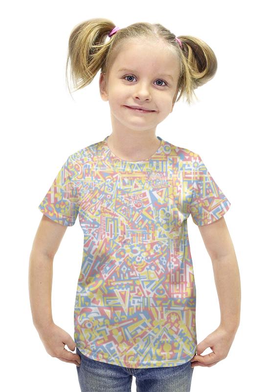 Футболка с полной запечаткой для девочек Printio Plppgtysxxx132 футболка с полной запечаткой для девочек printio пртигр arsb