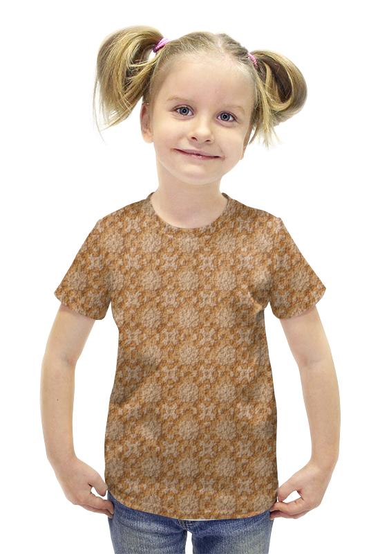 Футболка с полной запечаткой для девочек Printio Dustcloud футболка с полной запечаткой для девочек printio пртигр arsb