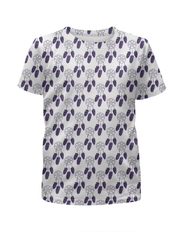 Футболка с полной запечаткой для девочек Printio Ловец снов футболка с полной запечаткой для мальчиков printio ловец снов