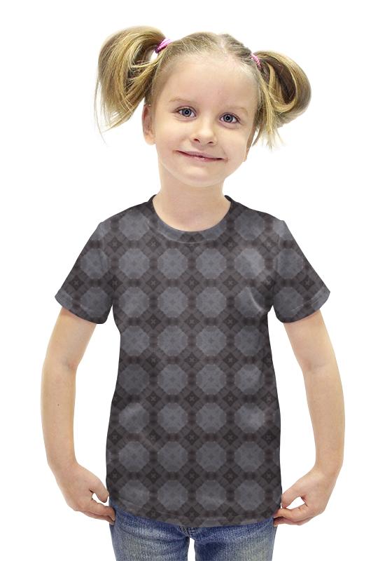 Футболка с полной запечаткой для девочек Printio Static футболка с полной запечаткой для девочек printio spawn