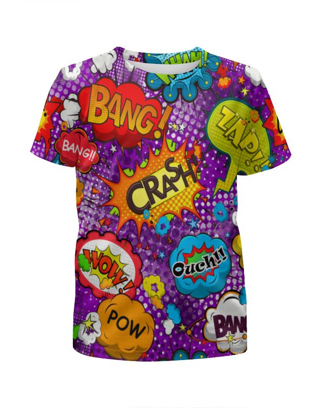 Футболка с полной запечаткой для девочек Printio Still art футболка print bar still rocking