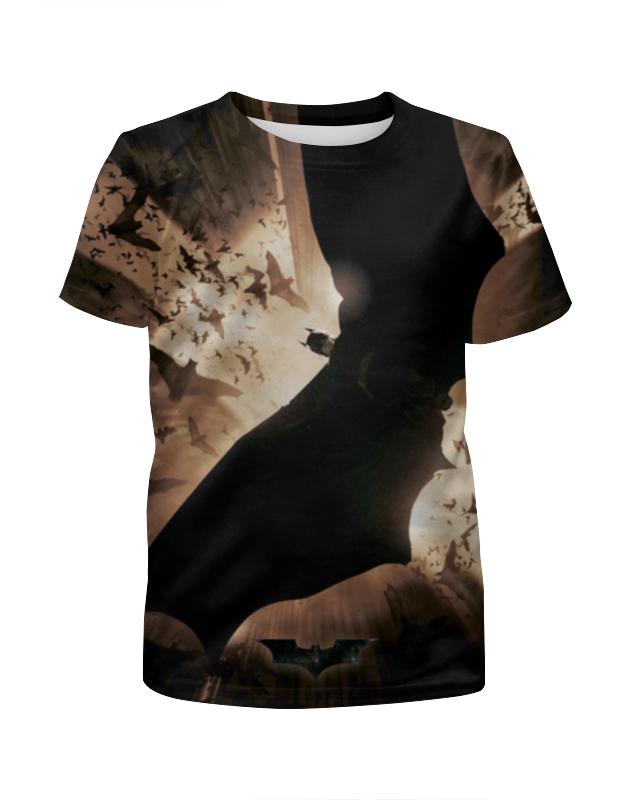 Printio Batman returns футболка с полной запечаткой для девочек printio batman city