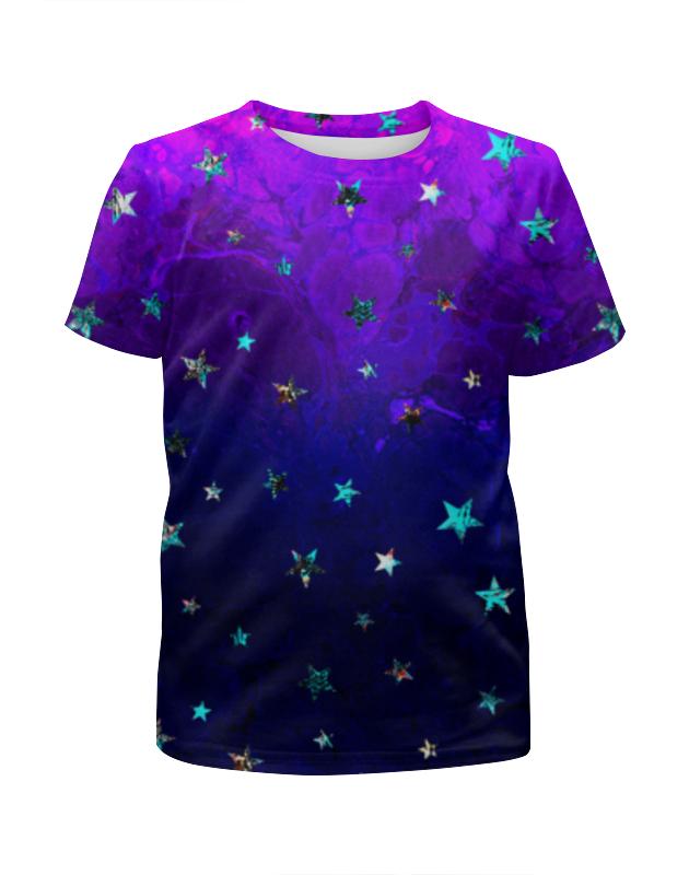 Printio Яркий красивый модный гелакси дизайн - паттерн футболка с полной запечаткой мужская printio яркий красивый модный гелакси дизайн паттерн