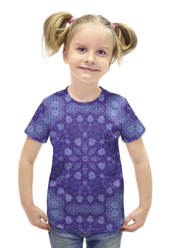 Футболка с полной запечаткой для девочек Printio Noisy футболка с полной запечаткой для девочек printio пртигр arsb