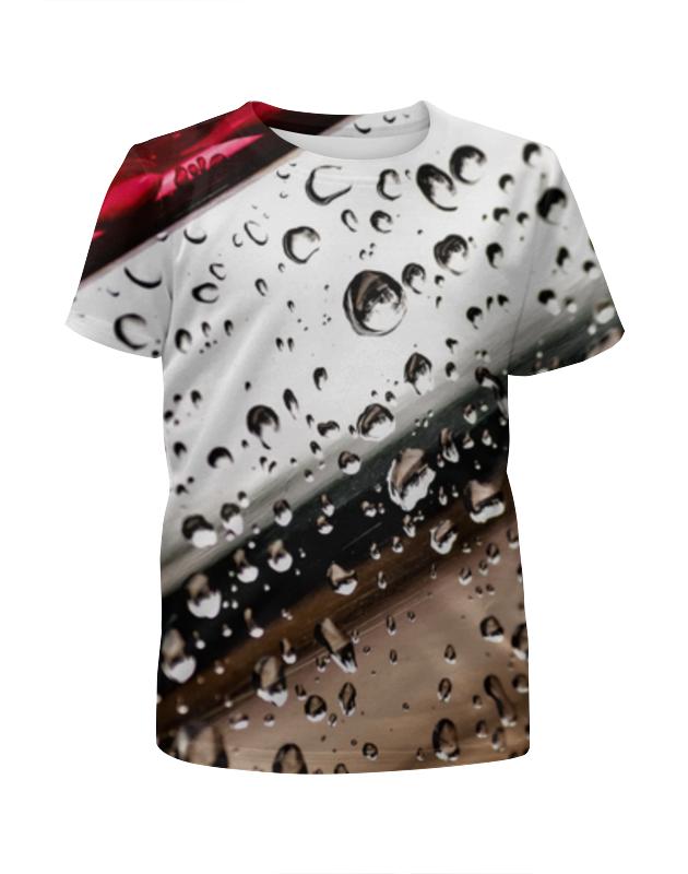 лучшая цена Printio Капли воды 3d