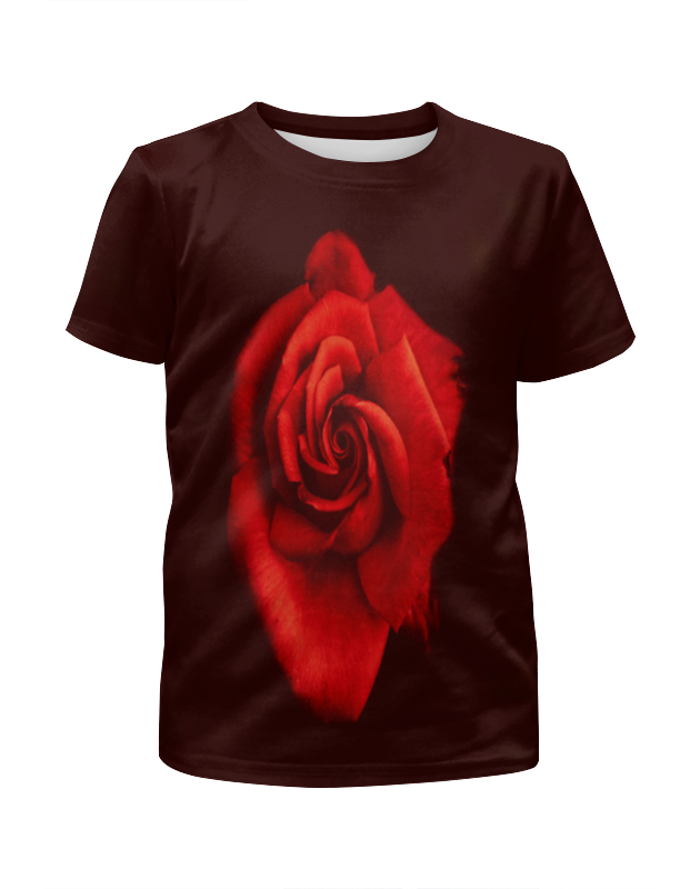 лучшая цена Printio Красная роза
