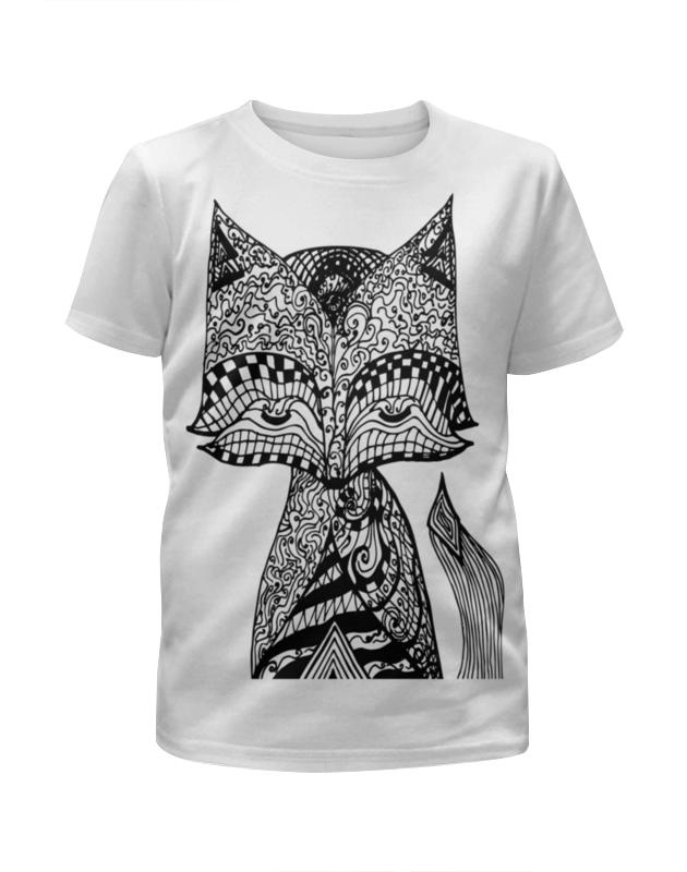 Printio Animals футболка с полной запечаткой для девочек printio animals