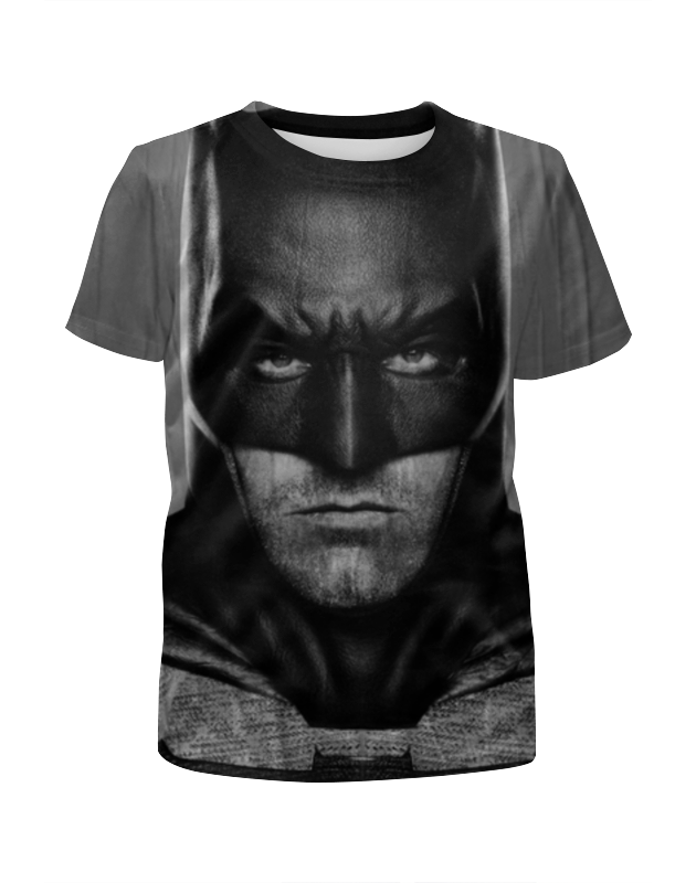 Футболка с полной запечаткой для девочек Printio Batman футболка с полной запечаткой для девочек printio бэтмен batman