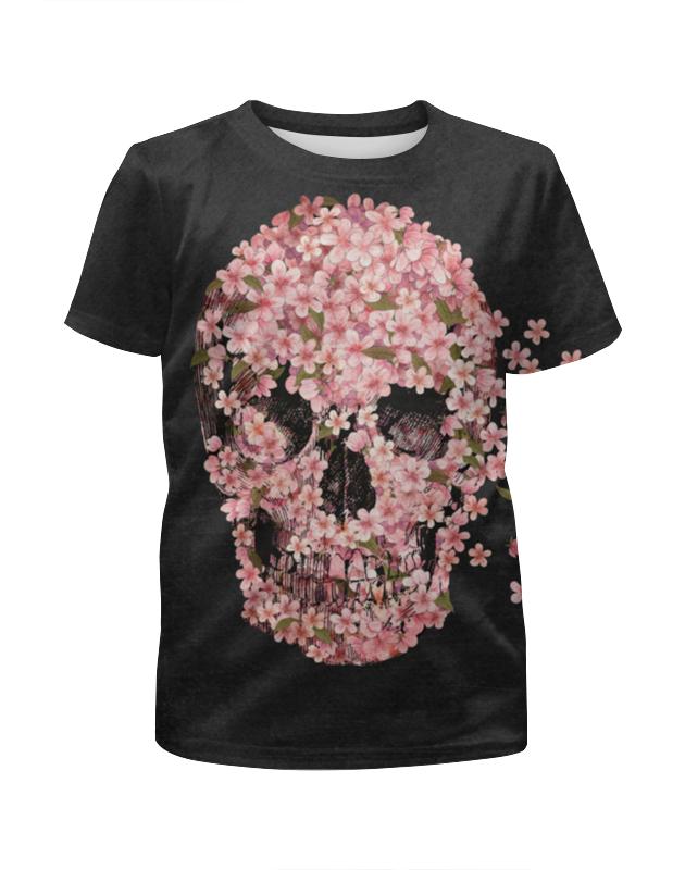 Printio Розовый череп цена и фото