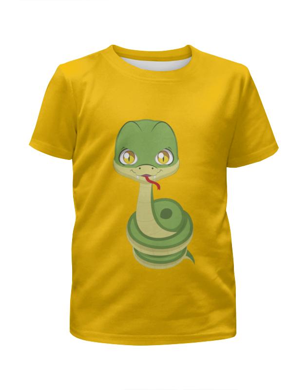 Printio Змея. футболка с полной запечаткой мужская printio змея