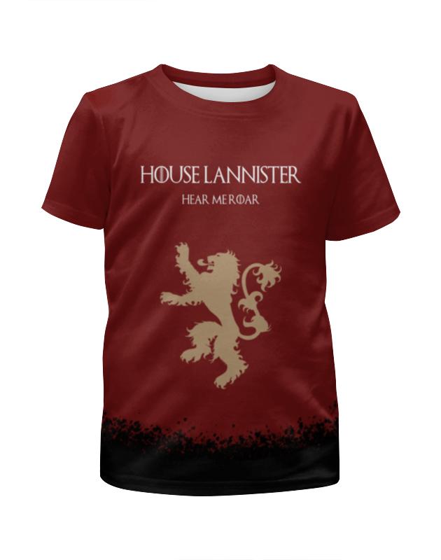 лучшая цена Printio House lannister
