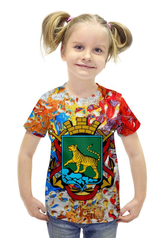 Футболка с полной запечаткой для девочек Printio Vladivostok_arsb футболка с полной запечаткой для девочек printio пртигр arsb