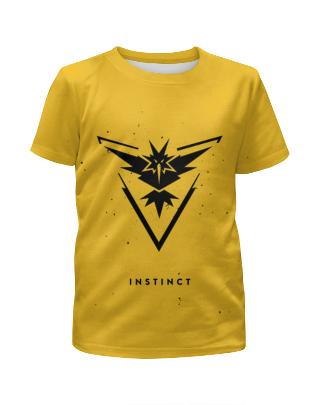 Футболка с полной запечаткой для девочек Printio Pokemon go футболка с полной запечаткой для девочек printio pokemon lapras