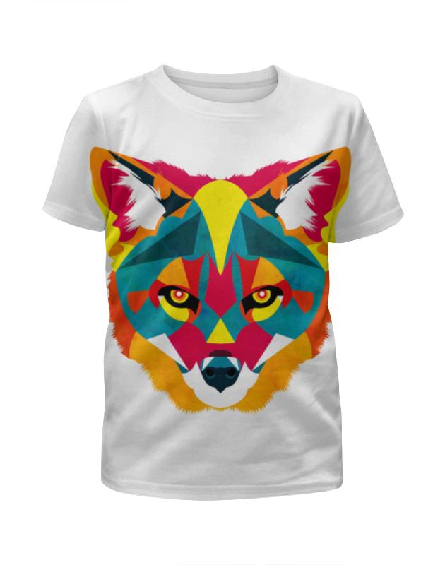 Printio Fox