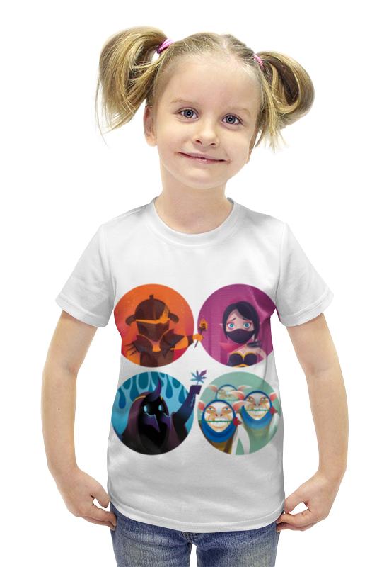 Футболка с полной запечаткой для девочек Printio Dota 2 футболка с полной запечаткой для девочек printio dota 2 ember spirit