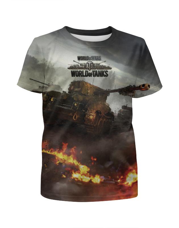 Printio World of tanks цена