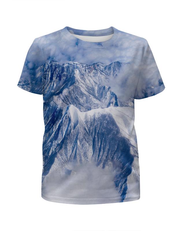 лучшая цена Printio Снежные горы