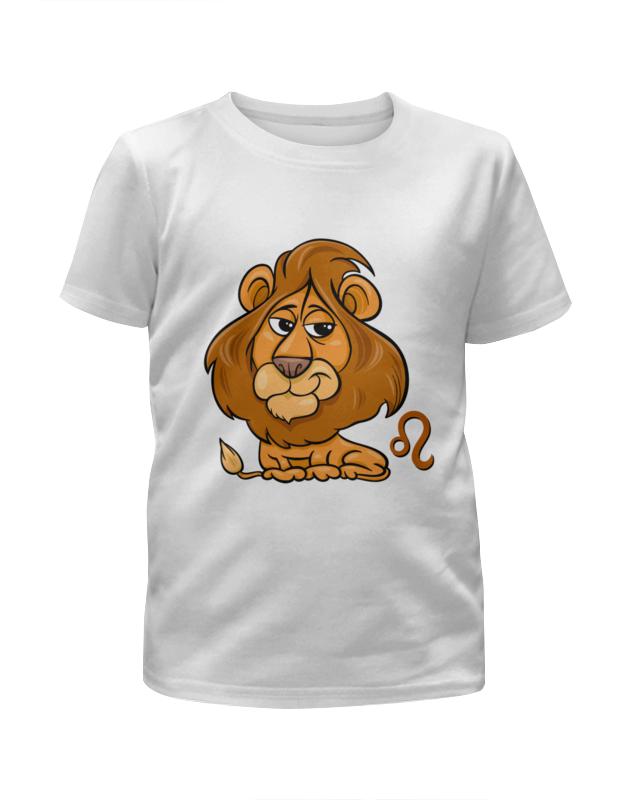 Футболка с полной запечаткой для девочек Printio Животные футболка с полной запечаткой для девочек printio мишка тед