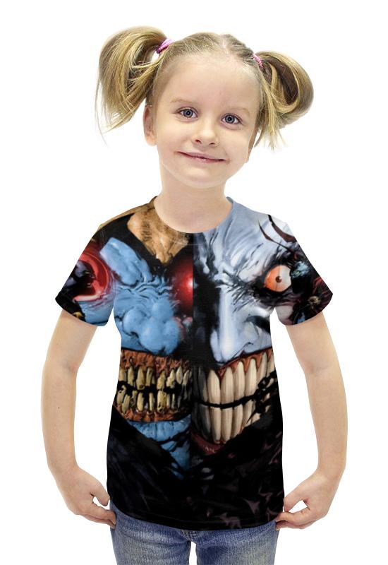 Футболка с полной запечаткой для девочек Printio Bats spawn arsb футболка с полной запечаткой printio rushero arsb