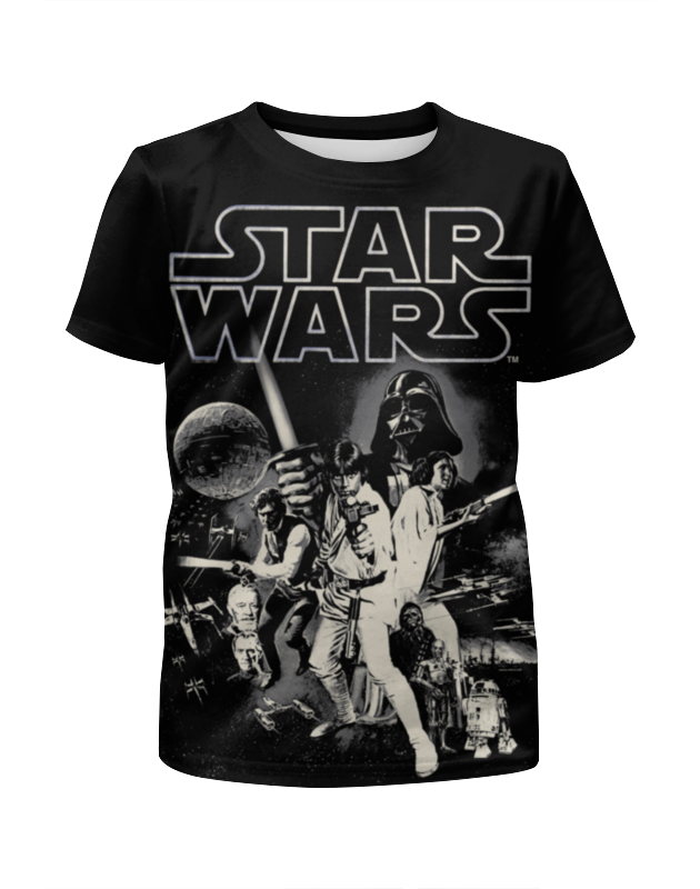 лучшая цена Printio Звёздные войны