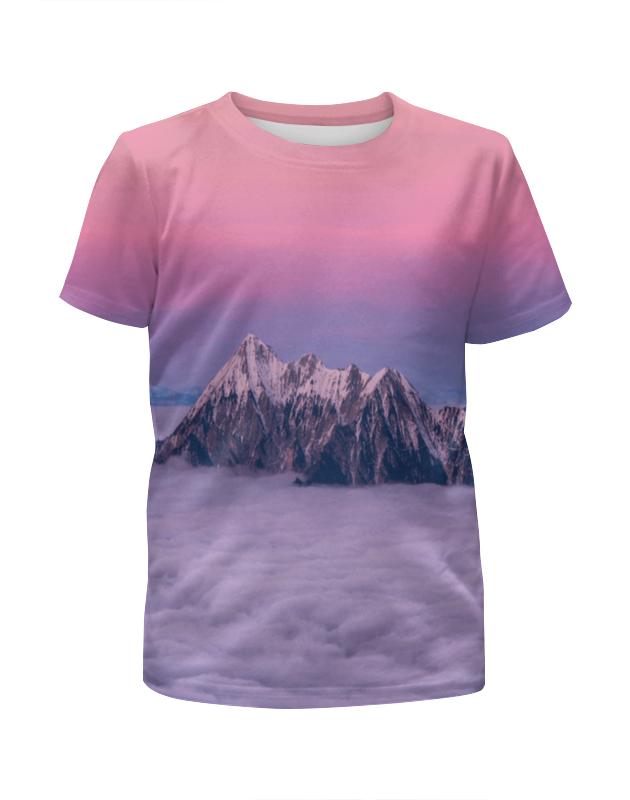 лучшая цена Printio Горы и облака